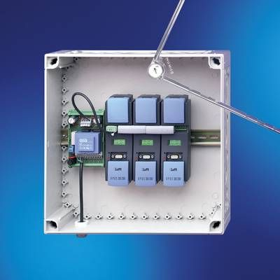 8160.CAS2 | Kunststoffschrank OPUS Industrie